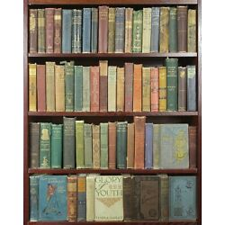 Kyпить Lot of 10 Old Antique Vintage Rare Books Mixed and varied colors - Hardcover  на еВаy.соm