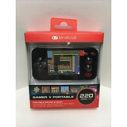 Kyпить My Arcade Gamer V Portable Gaming System 220 Games Open Box, Tested And Working! на еВаy.соm