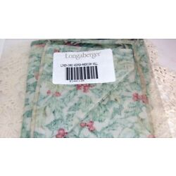 Longaberger Liners _ORIGINAL_ Fabric NEW & Pre-owned listed by Design ~ A