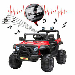 Kyпить 12V Electric Motorized Off-Road Vehicle, 2.4G Remote Control Kids Ride On Car на еВаy.соm