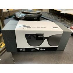 Kyпить Bose - Frames Soprano Cat Eye Bluetooth Audio Sunglasses - Black NEW на еВаy.соm