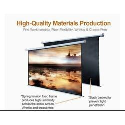 Kyпить 5 Core PULL DOWN PROJECTOR Projection Screen 100