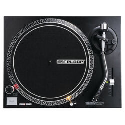 Reloop RP-2000 mk2 Direct Drive DJ Turntable Record Player