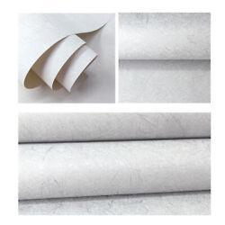 White Silk Self Adhesive Contact Paper Peel and Stick Wallpaper Bedroom Decor
