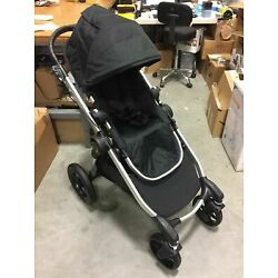 Kyпить Baby Jogger City Select Baby Toddler Stroller in Onyx Black with Silver Frame на еВаy.соm