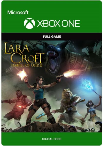 GroßbritannienLara Croft and the Temple of Osiris ( Xbox One) - Digital Code (EU)