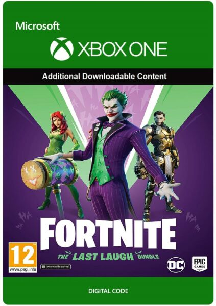 GroßbritannienFortnite - Last Laugh Bundle ( Xbox One) - Digital Code