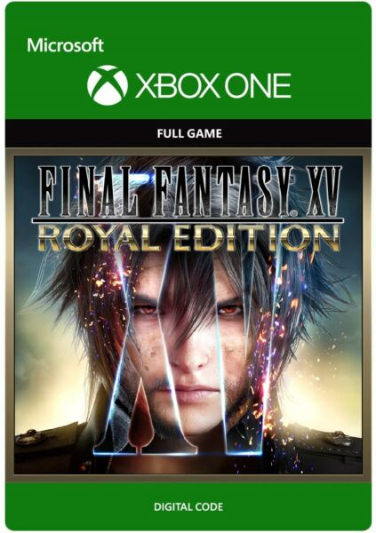 GroßbritannienFinal Fantasy XV Royal Edition ( Xbox One) - Digital Code