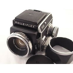 Kyпить Rolleiflex SL66 Camera with 80mm f2.8 Zeiss Planar lens. Read Description на еВаy.соm