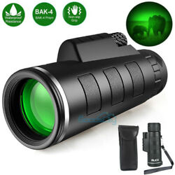 Kyпить 40x60 Zoom HD Binoculars Starscope W/ Night Vision Telescope BAK4 Waterproof+Bag на еВаy.соm