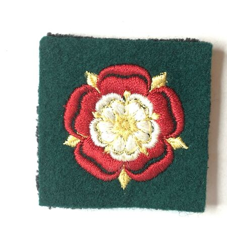 img-1950's - Catterick Garrison Northern Command Cloth Badge Patch