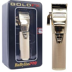Kyпить Babyliss Pro GOLD FX FX870G All Metal Cord/Cordless Professional Hair Clippers на еВаy.соm