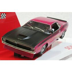 Kyпить SCX Trans Am Panther Pink Cuda 1970 Limited Edition Serial # 1/32 Slot Car на еВаy.соm