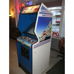 Kyпить Fully restored original Konami Track and Field arcade game, new artwork. на еВаy.соm