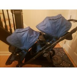 Kyпить Baby Jogger City Select Double Stroller Blue на еВаy.соm
