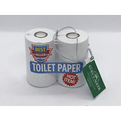 Kyпить Kurt Adler Toilet Paper Ornament на еВаy.соm