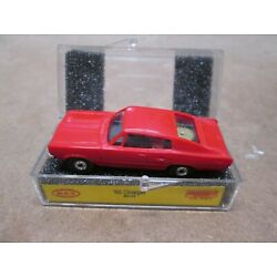 Kyпить MEV H.O. SLOT CAR WITH TJET CHASSIS 66 CHARGER RED, NICE на еВаy.соm