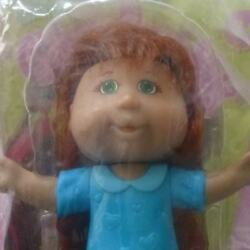 Kyпить NEW Cabbage Patch Doll Kids Meal Red Hair Green Eyes Burger King Toy 2008 на еВаy.соm