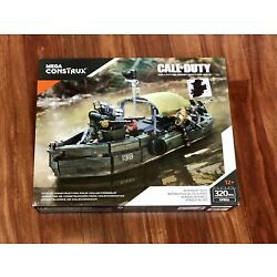 Kyпить Call of Duty Collector Construction Set: Riverboat Raid. MEGA BLOKS. New. на еВаy.соm