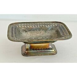 Kyпить Vintage Silverplate Serving Dish or Bowl, Decorative, made in England на еВаy.соm