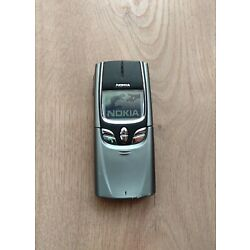 Kyпить Nokia 8850 - Silver (Unlocked) Cellular Phone Original Collectible Vintage на еВаy.соm