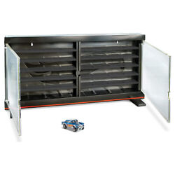Hot Wheels 50 Race Car Capacity Collection Display Storage Case with 1 Vehicle