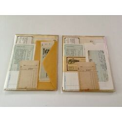 Kyпить 50+ Pc Junk Journal Ephemera Paper Pack All Original Late Early 1900's-1960's на еВаy.соm