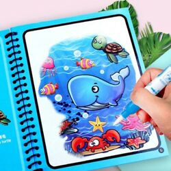 Kyпить Toys for Children Magic Water Book Painting  на еВаy.соm