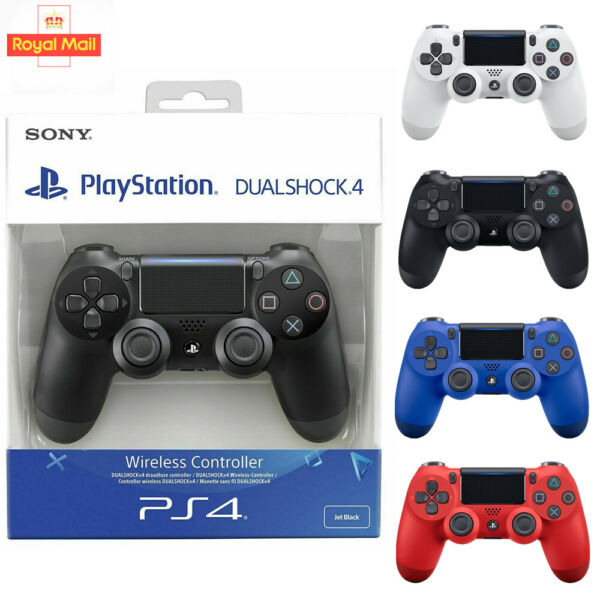 United KingdomSony PS4 Controller PlayStation Game Console DUALSHOCK 4 V2 Wireless New