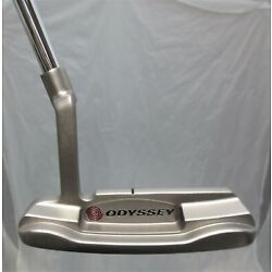 Kyпить NEW Odyssey White Hot Pro 2.0 Golf Putter Model #1 SuperStroke Grip Mens RH 34