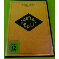 Kyпить Babylon Berlin - Collection Staffel 1-3 [8 DVDs] на еВаy.соm
