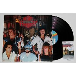 Kyпить NIGHT RANGER SIGNED MIDNIGHT MADNESS LP VINYL RECORD ALBUM AUTOGRAPHED +JSA COA на еВаy.соm