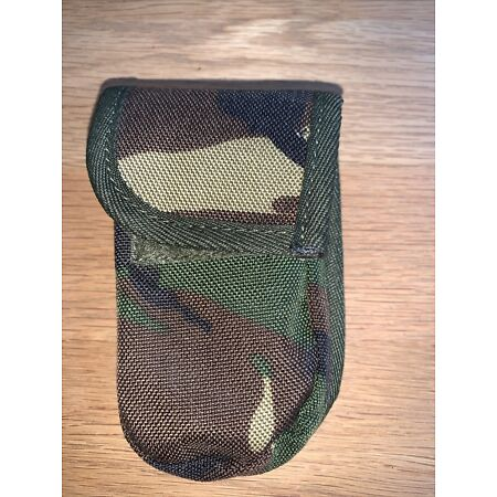 img-Dutch Army Gerber Leatherman Knife Pouch Woodland DPM Camouflage Grade 1 Molle