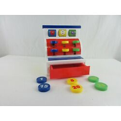 Kyпить Toddler Cash Register 6 Coins Color and Number Matching на еВаy.соm