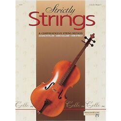 Kyпить Strictly Strings Book 1 - Cello 5295> Alfred Music на еВаy.соm