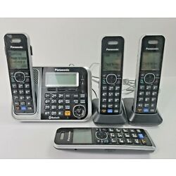 Kyпить Panasonic KX-TG7871 Cordless Phone Digital Answering Machine DECT 6.0 Bluetooth на еВаy.соm