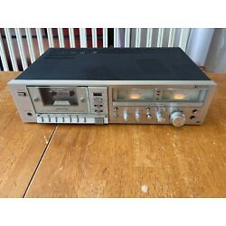 Kyпить VINTAGE Realistic SCT-3100 By Hitachi Stereo 3-Head Cassette Tape Deck AS IS на еВаy.соm