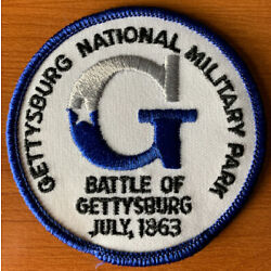 Kyпить Gettysburg National Military Park Battle of Gettysburg Patch, New на еВаy.соm