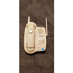 Kyпить PANASONIC CORDLESS PHONE / ANSWERING MACHINE - MODEL # KX-TG2343W - USED на еВаy.соm