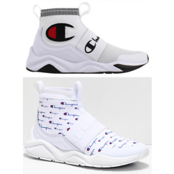 Champion Rally Pro Men's Shoes Sneakers Running Cross Training Gym Workout NIB