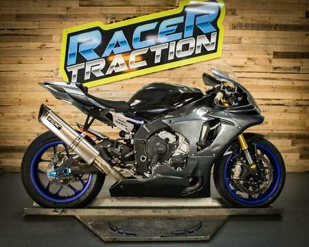 2015 YAMAHA YZF R1 - RACE / TRACK BIKE WITH CLEAN V5 - TRACKDAY