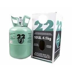 Kyпить NEW R22 refrigerant 10 lb. factory sealed made in USA FREE SAME DAY SHIPPING ! на еВаy.соm