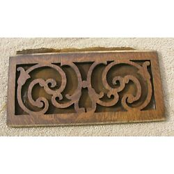 Kyпить Antique Montgomery Ward CECILIAN Phonograph Wood Wooden Front Grill~Stock Part c на еВаy.соm