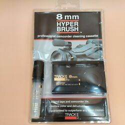 1992 8MM Track Mate Hyper Brush Professional Camcorder Cleaning Cassette