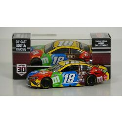 2021 KYLE BUSCH #18 M&M 1:64 Diecast Chassis In Stock Free Shipping