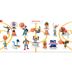 McDONALD'S 2021 SPACE JAM - PICK YOUR TOYS - ON HAND
