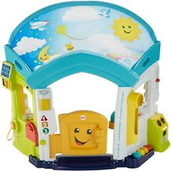 FISHER PRICE LAUGH AND LEARN SMART LEARNING HOME PLAYSET *DM
