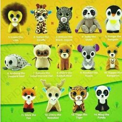 McDonalds 2021 TY Teenie Beanie Boos - Pick Your Toys - $2.95 Combined Shipping