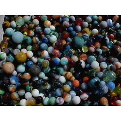 PLEASE READ!  ONE  POUND  OF MIXED MARBLES FLOOR SWEEPINGS $16.49 POSTPAID!