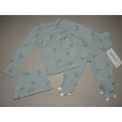 NWT, Baby boy clothes, Preemie, Carter's Take Me Home set/ ~SEE DETAILS SIZE/NEW